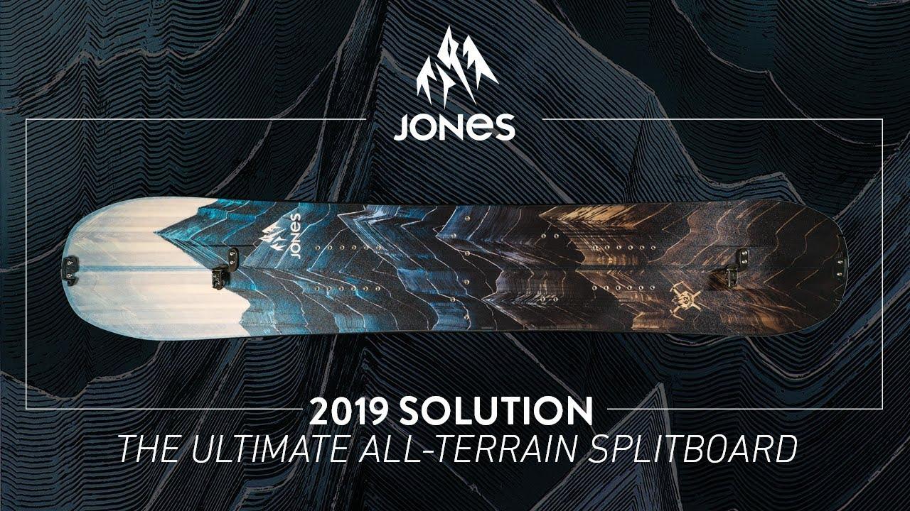 Jones Snowboards & Splitboards Sizing Guidelines   Jones