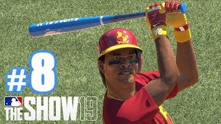 PLAYING GABE FROM SOFTBALL! | MLB The Show 19 | Diamond Dynasty #8