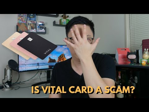 Is VITAL Card a Scam?