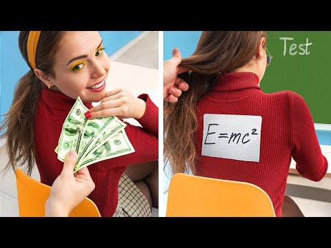 Как заработать деньги? / 14 забавных лайфхаков в колледже