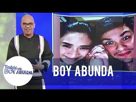 Tito Boy Congratulates Sarah Geronimo And Matteo Guidicelli On Their Wedding | TWBA