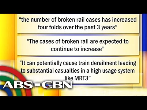 MRT is unsafe, audit report says