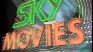 SKY Movies Promo - 1990