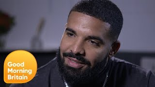 Drake and the Top Boy Cast Chat About the Return of the Long Awaited Series | Good Morning Britain