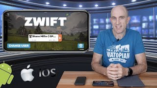 Zwift Android — ZwiftItaly