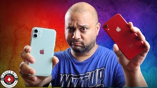 is the iPhone XR actually BETTER than the iPhone 11?