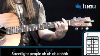 Don't Stop Believin' - Journey (aula de violão)