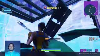 Playing FORTNITE I've come back (Looking for good people LTRT clan)