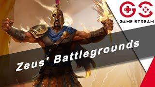 Боги тоже играют в PUBG - Zeus' Battlegrounds