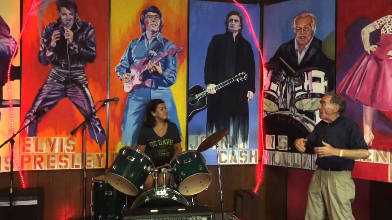 ricky nelson rockabilly hall of fame