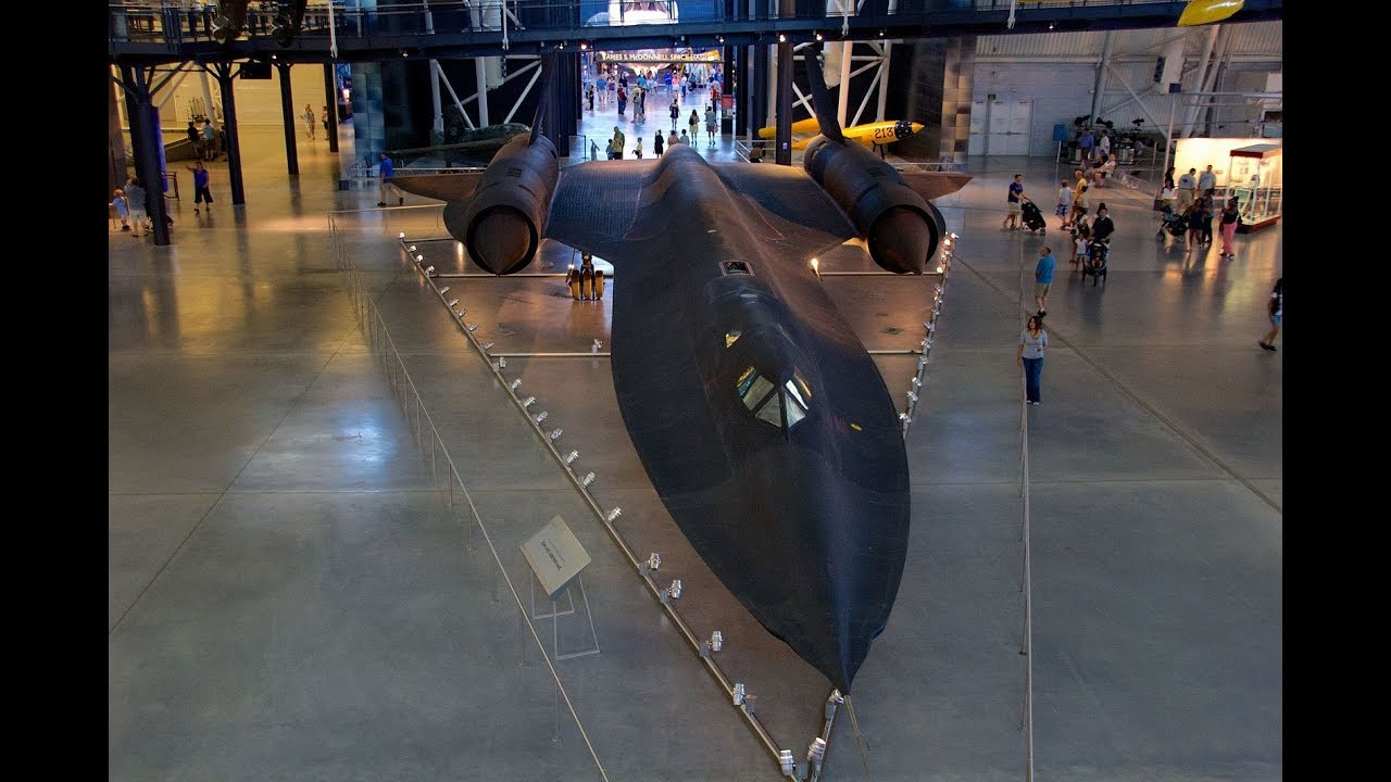 A look at the SR-71