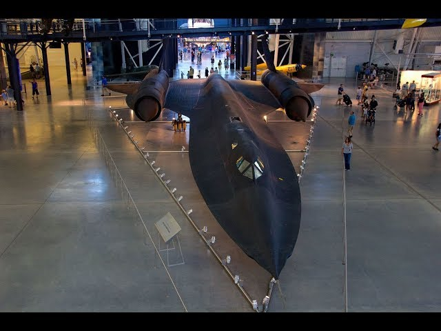Lockheed Martin Confirms the SR-72 – Son of Blackbird Will