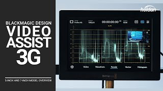 Blackmagic Video Assist 3G External Monitor Recorder   5-Inch and 7-Inch Model Overview