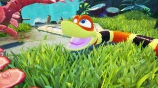 Trailer - Nintendo Switch - Snake Pass