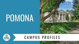Pomona College campus visit with American College Strategies, Claremont, California