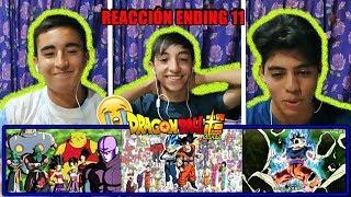 """REACCIÓN/ENDING-11""""Lagrimas""""💧:Dragon ball Super! thumbnail"""