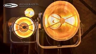 Showtec Vintage Blaze '55. Ordercode: 43310.