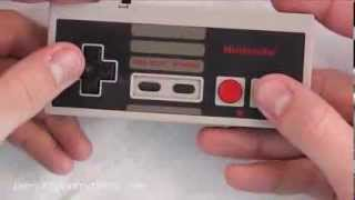 Nes Nintendo Controller Tear Down And Simple Mod Explanation