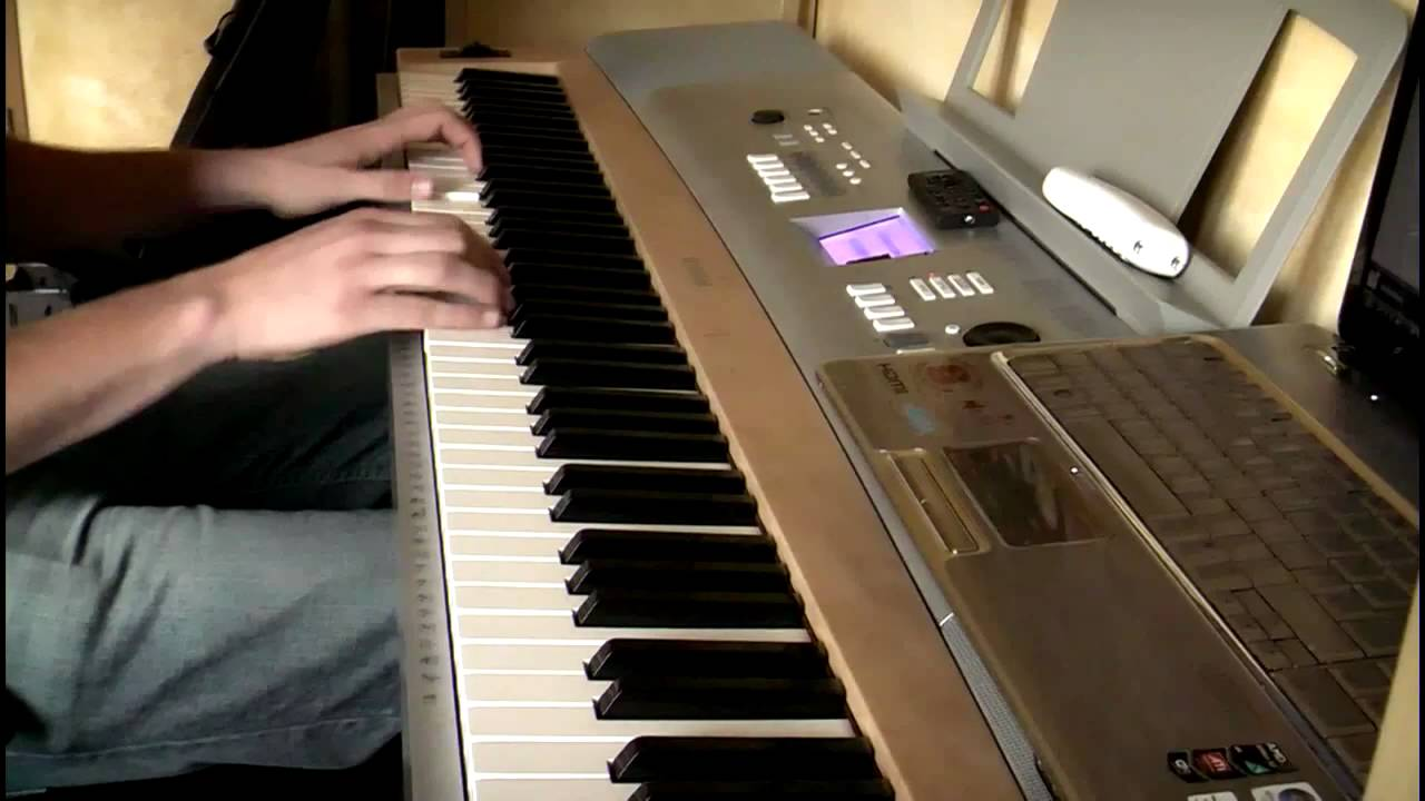 Shinedown second chance piano cover youtube shinedown second chance piano cover hexwebz Images