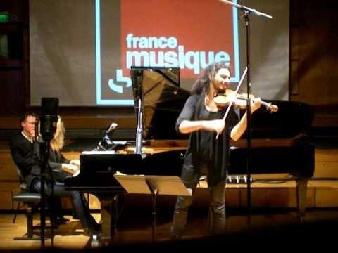 Nemanja Radulovic et Laure Favre Kahn