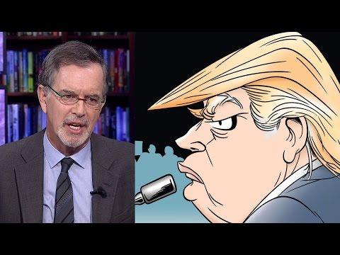 """Part 1: Cartoonist Garry Trudeau: 30 Years of """"Doonesbury"""" on Donald Trump"""