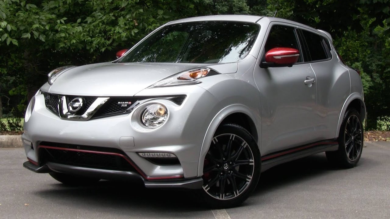 2015 nissan juke nismo rs start up road test and in. Black Bedroom Furniture Sets. Home Design Ideas