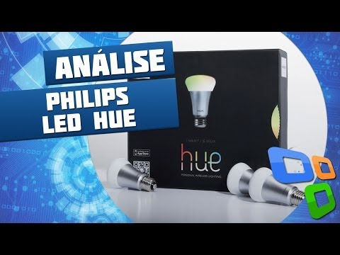 Lâmpada LED Philips HUE [Análise de Produto] - Tecmundo