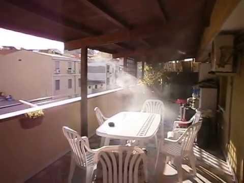 Kit nebulizzatore acqua fai da te youtube