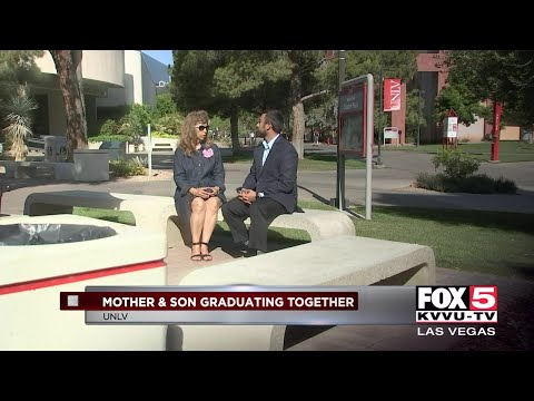 Mother and Son share graduation day at Thomas College from YouTube · Duration:  2 minutes 3 seconds
