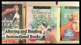 Learning With Jane Davenport Mixed Media Books (last Giveaway series video)