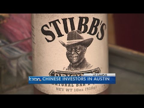 Chinese investors line up to do business with Austin