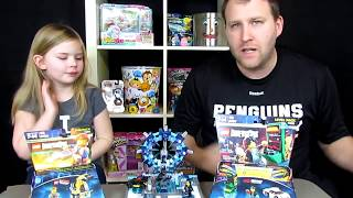 Lego Dimensions #1 - Midway Arcade & Emmet