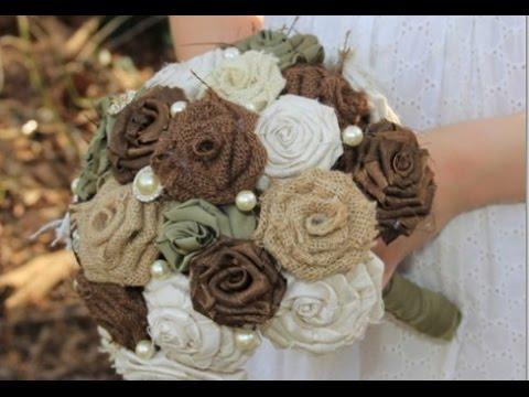 burlap-wedding-bouquet