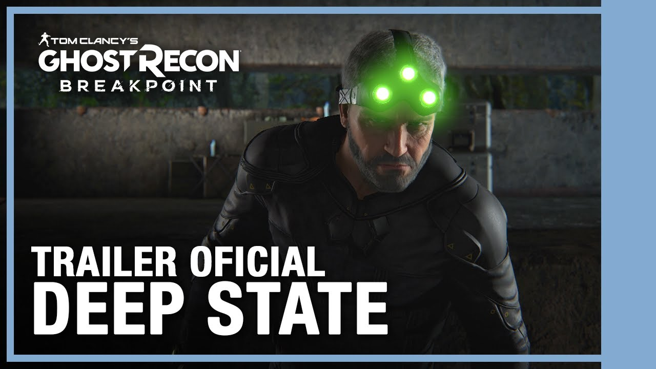 Ghost Recon Breakpoint - Trailer Deep State