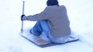 Ryan Table Sledding