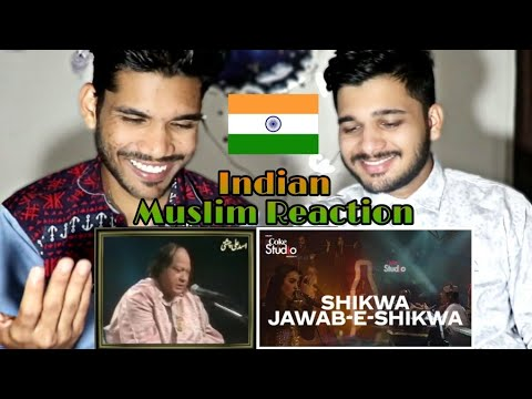 Indian Reacts To :- SHIKWA/JAWAB-E-SHIKWA | Coke Studio Season 11