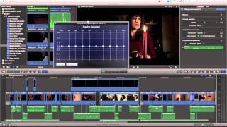 Final Cut Pro X Advanced Tutorial - Custom Sound Equalization