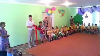 Привет от дяди Саши детям Беляевского района