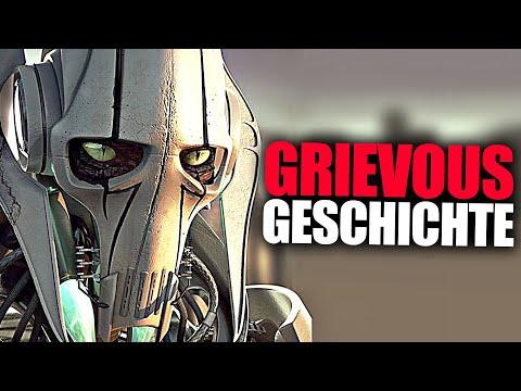 Download lagu STAR WARS: Wie wurde General Grievous ein Cyborg?