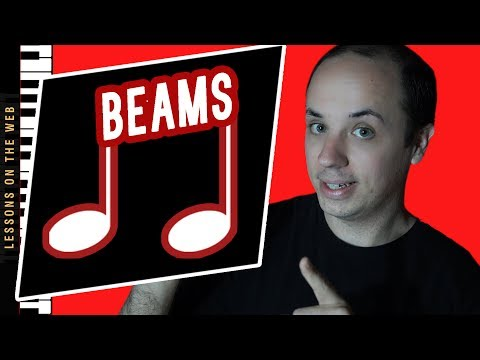 How Note Beams Work and How They Can Help You Play Piano