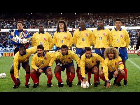 COLOMBIA 5 VS