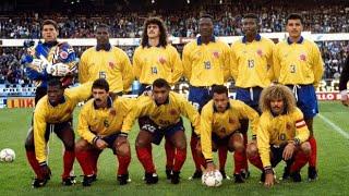 COLOMBIA 5 VS ARGENTINA 0 ( PARTIDO COMPLETO )  HD ⚽⚽⚽