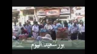 المحافظ يتابع حمله الشرطه والاحياء لإزاله الاشغالات