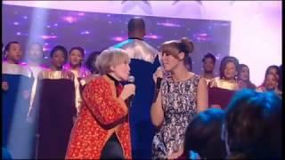 CHIMENE BADI & Nicole Croisille - Parlez moi de lui - joyeux gospel