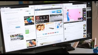 lG 34UM65 Ultrawide LED Monitor Review