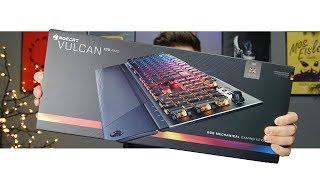 Roccat Vulcan 120 AIMO Gaming Keyboard Review
