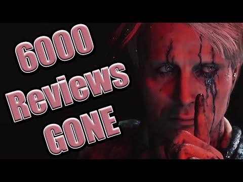 MetaCritic removes 6000 Death Stranding Reviews, Sony wont do Handhelds, Rocket League Loot Boxes