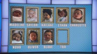 Ellen Shows Off Her Staff's New Babies