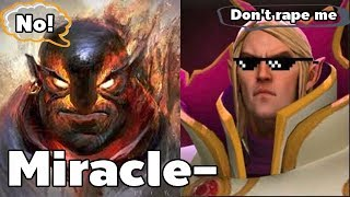 Let Miracle- Teach You How To Rape Invoker