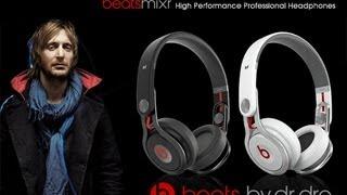 Обзор Beats Mixr и сравнение с Beats Solo